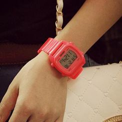 InShop Watches - Rubber Strap Watch