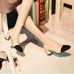 Wello - 粗跟高跟鞋