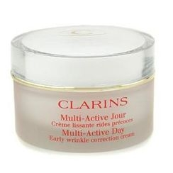 Clarins - Multi-Active Day Early Wrinkle Correction Cream (Dry Skin)