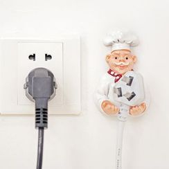 Class 302 - Cartoon Plug Holder