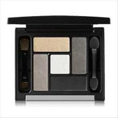 O HUI - Real Color 5 Eye Shadow (#15 Platinum Gray)