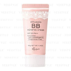 ettusais - BB Mineral Cream SPF 30 PA++ (#10 Light Skin)