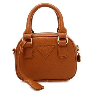 BeiBaoBao - Faux-Leather Handbag