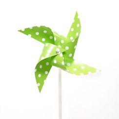 Mulin Arts & Crafts - Pinwheel Party Decorations
