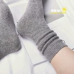 MITU - Plain Socks