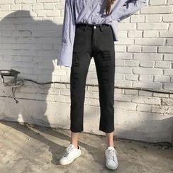 EEKO - 九分靴形牛仔裤