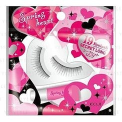 Koji - Spring Heart Eyelash (#19 Secret Long)