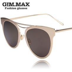 GIMMAX Glasses - Double Bar Retro Sunglasses