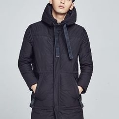 Antszone - Hooded Down Coat