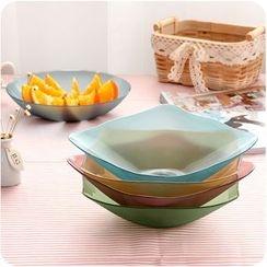 Homy Bazaar - Transparent Plate