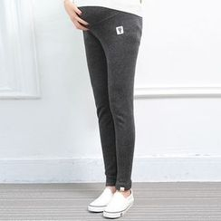 Apsara - Maternity Fleece-lined Pants