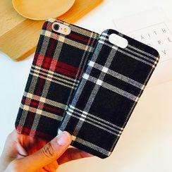 Casei Colour - Plaid Case for iPhone 6 / 6 Plus