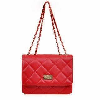 19th Street - Quilted Shoulder Bag