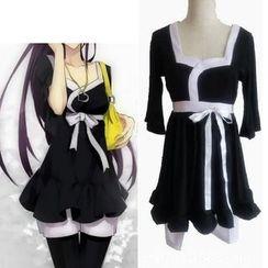 Kaneki - Senjougahara Hitagi Cosplay Costume