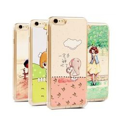KANNITE - Cartoon Mobile Case - iPhone 6s / 6s Plus