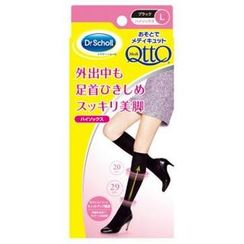 Scholl - Slimming Socks (Black) (L)