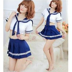 Joy Love Club - Sailor Collar Lingerie Costume