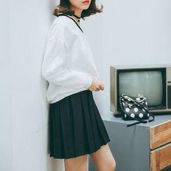 HotBlock - Pleated Skirt