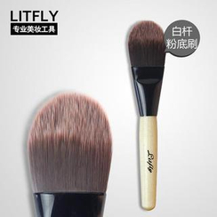 Litfly - Foundation Brush (White)