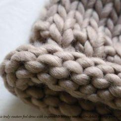NANING9 - Chunky Knit Beanie