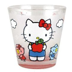 T'S Factory - Hello Kitty Frost Glass