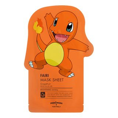 Tony Moly 魔法森林家園 - Pokemon Fairi Mask Sheet (Brightening) 1pc