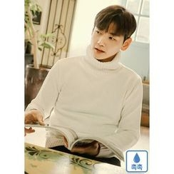 JOGUNSHOP - Turtle-Neck Sweater