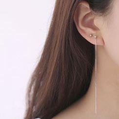 Kulala - Ball Non-Matching Earrings