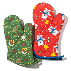 Shibu - Christmas Oven Glove