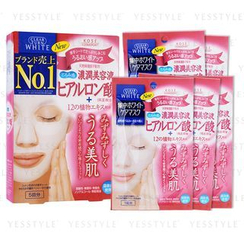 Kose - Clear Turn White Hyaluronic Acid Mask (Red)