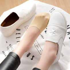 CherryTuTu - Lace No-show Socks