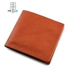 MR.BLUE - Stitched Wallet
