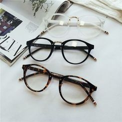 CIYEBABY - 复古圆款眼镜框