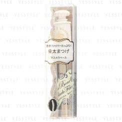 Shiseido - Majolica Majorca Lash Bone Black Fiber In Mascara Base
