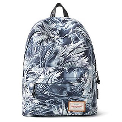 Mr.ace Homme - Printed Nylon Backpack