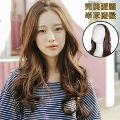 Clair Beauty - Long Half  Wig - Wavy