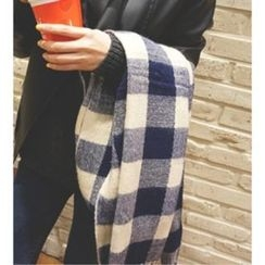 LIPHOP - Gingham Scarf