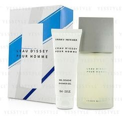 Issey Miyake - Issey Miyake Coffret: Eau De Toilette Spray 75ml/2.5oz + Shower Gel 75ml/2.5oz