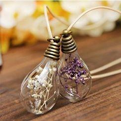 Crocosmia - Bulb Necklace