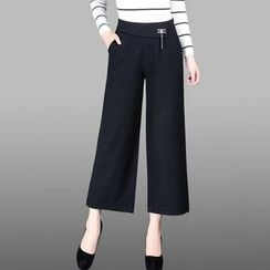 Manilu - Wide Leg Pants