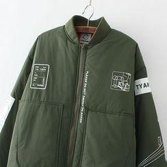 Citree - Printed Padded Jacket