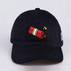 STYLEMAN - Logo-Front Baseball Cap