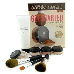 Bare Escentuals - 100% Pure BareMinerals Get Started Complexion Kit