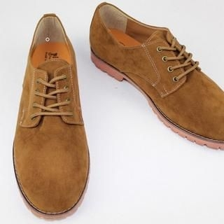 BESTshop - Faux-Suede Oxfords