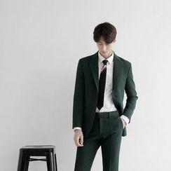 Seoul Homme - Two-Button Blazer