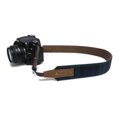 ideer - Scottie Hunting Green Camera Strap