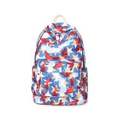 VIVA - Star Print Backpack