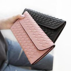 Rinka Doll - Woven Long Wallet