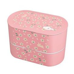 Hakoya - Hakoya Oval Lunch Box Sakura Usagi