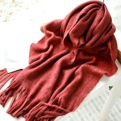 RGLT Scarves - Fringed Winter Scarf